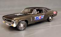 Click image to see more information about our 1969 Nickey Nova SS L89 396 2012 Supercar Reunion Official Event Car!
