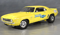 Click image to see more information about our 2010 Supercar Reunion Official Event Car - The 1969 DANA 427 Camaro!