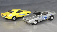 Click image to see more information about our 2010 Supercar Reunion Official Event Chase Car - The 1969 DANA 427 Camaro!