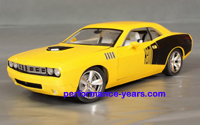 Click image to see more information about our 2010 Nash Bridges, Next Generation Hemi Cuda!