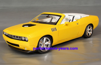 Click image to see more information about our Nash Bridges Hemi Cuda... The Next Generation