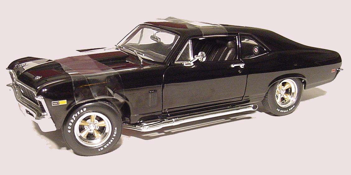 2001 Jeep Cherokee Limited For Sale 1969 Chevrolet Baldwin-Motion Nova, 427 Details - Diecast ...