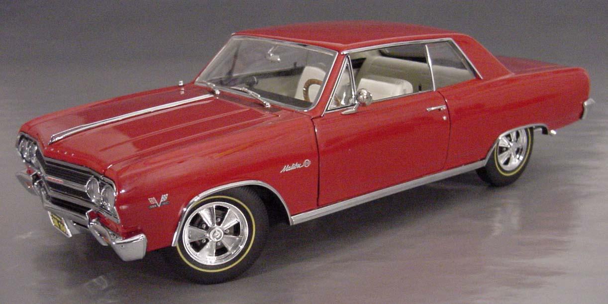 1965 Chevrolet Chevelle Z16 Malibu Ss 396 Details