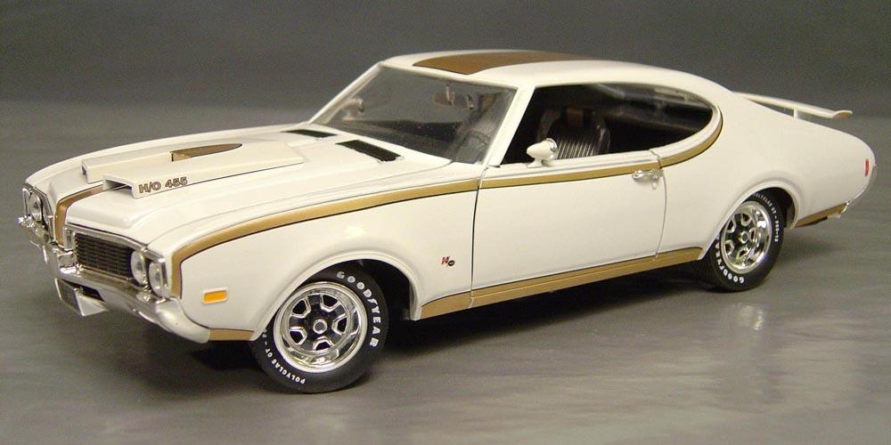 1969 Oldsmobile Hurst Olds H O 455 Details Diecast