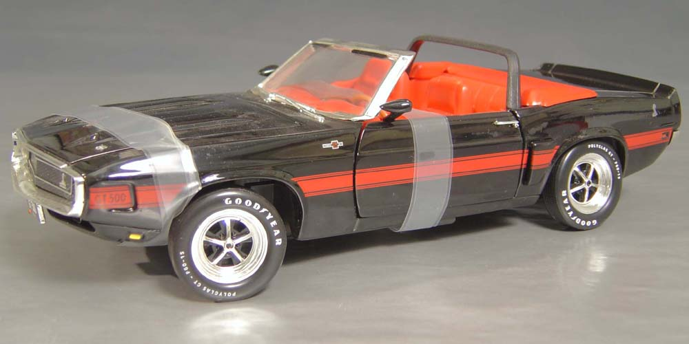 1969 Ford Mustang Shelby G.T. 500 428 C.J. Convert