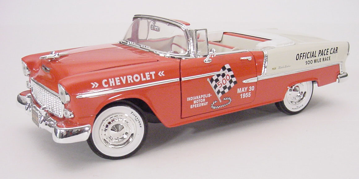 1955 Chevrolet Bel  Air Conv., Indy 500 Pace Car